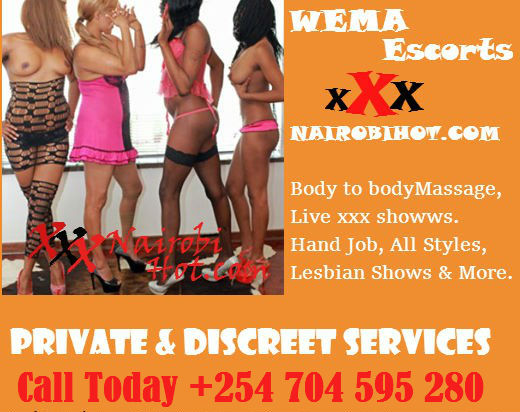 WEMA ESCORTS MASSAGE & ESCORTS SERVICES