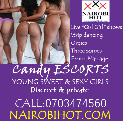 CANDY ESCORTS MASSAGE AND ESCORTS SERVICES IN NAIROBI.