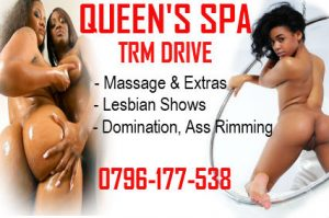 TRM drive queens spa for best massage and escorts services along trm drive
