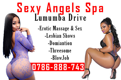 Sexy angels lumumba drive escorts and call girls best spa for sex in nairobi.